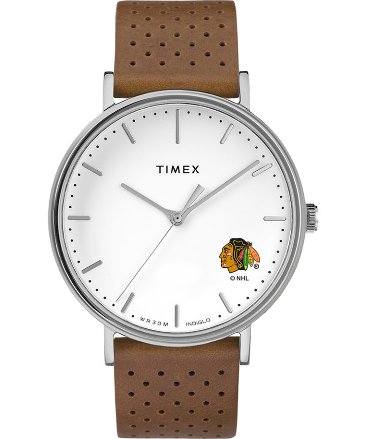 Bright Whites Chicago Blackhawks  large