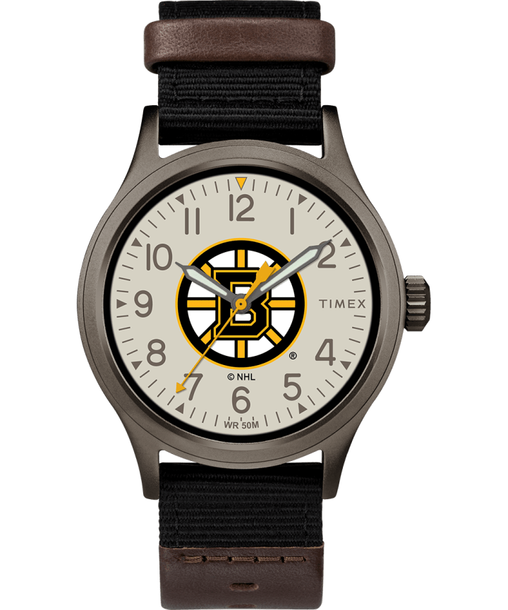 Clutch Boston Bruins grande