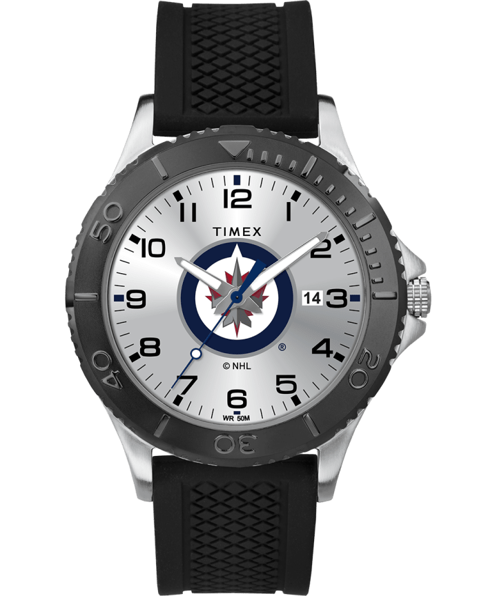 Gamer Black Winnipeg Jets grande
