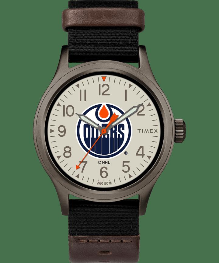 Clutch Edmonton Oilers  large