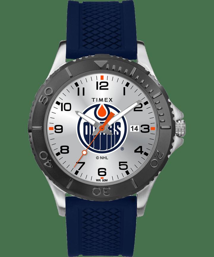Gamer Navy Edmonton Oilers  large