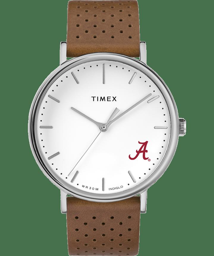 Bright Whites Alabama Crimson Tide  large