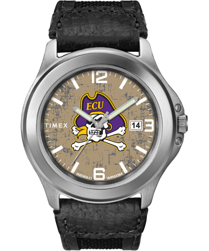 Old School East Carolina Pirates  large
