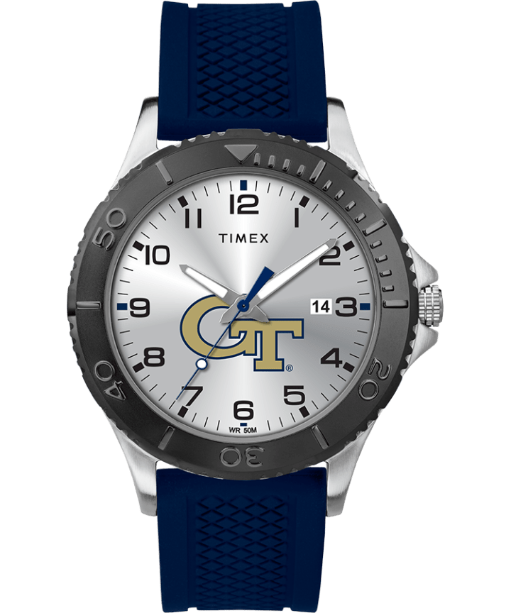 Gamer Navy Georgia Tech Yellow Jackets  large