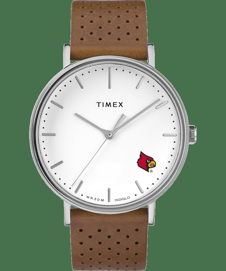 Bright Whites Louisville Cardinals  large