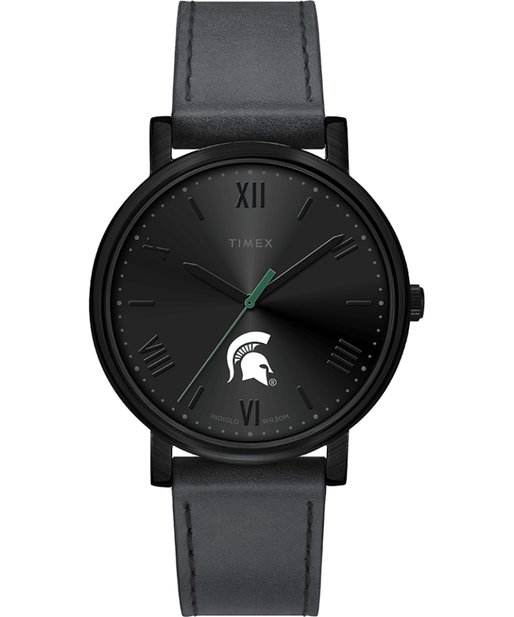 Night Game Michigan State Spartans  large