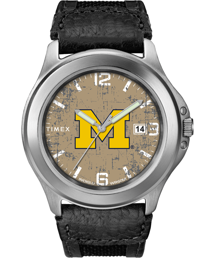 Old School Michigan Wolverines  large
