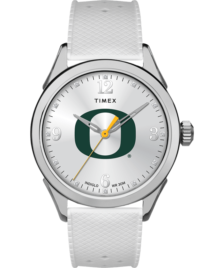 Athena White Oregon Ducks  large
