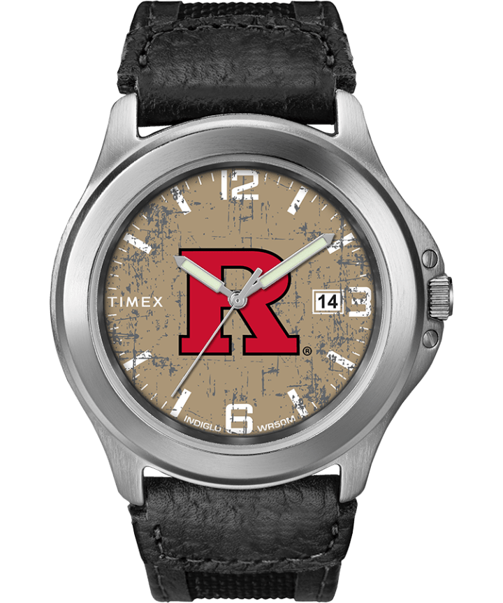 Old School Rutgers Scarlet Knights  large