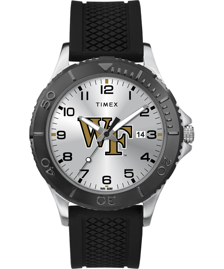 Gamer Black Wake Forest Deacons  large