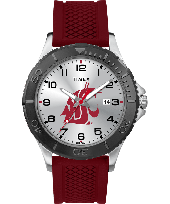 Gamer Crimson Washington State Cougars  large