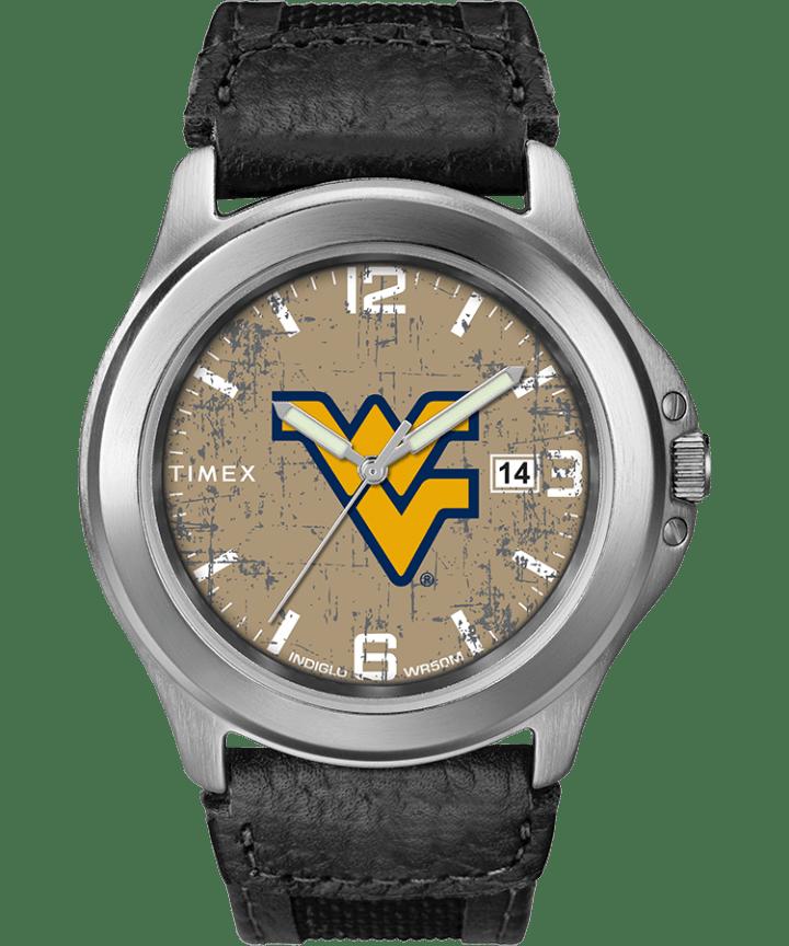 Old School West Virginia Mountaineers  large
