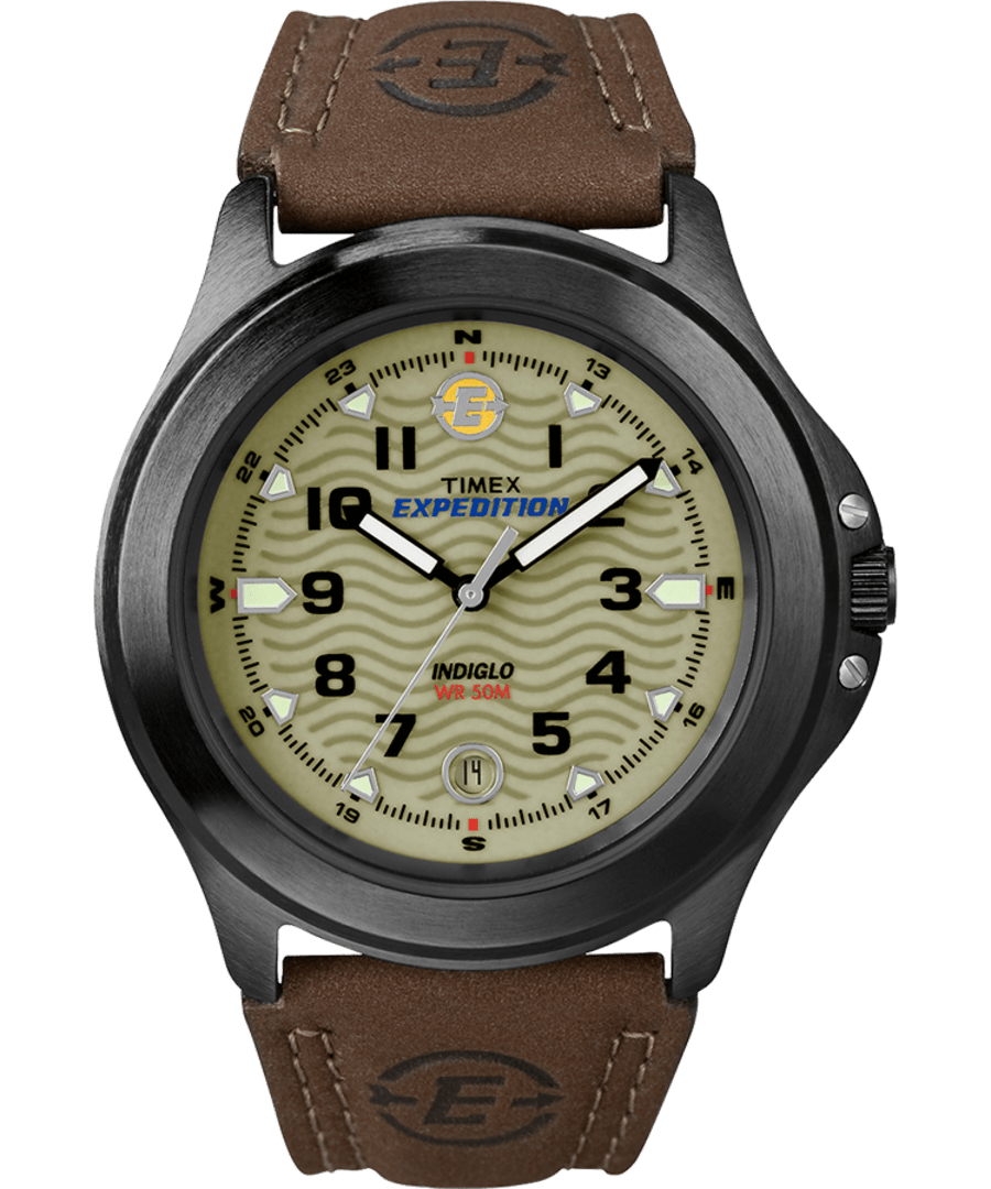 Expedition Metal Field 40mm Leather